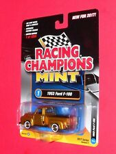RACING CHAMPIONS MINT GOLD STRIKE CHASE  2017/2/B  1953 FORD F- 150