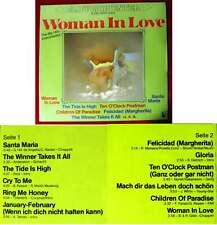 LP Cliff Carpenter: Woman in Love (Hansa 203 279-241) Still Sealed