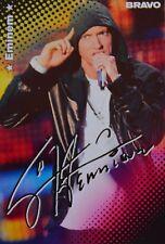 EMINEM - Autogrammkarte - Autograph Autogramm Fan Sammlung Clippings