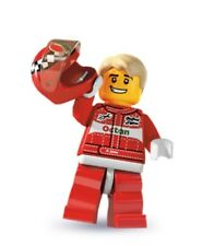 LEGO Race Car Driver Minifigure 8803 Series 3 New Sealed