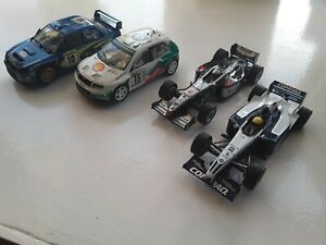 Scalextric job lots cars