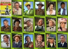McLintock John Wayne movie trading cards