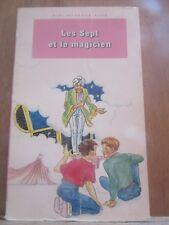 Enid Blyton: Les Sept et le magicien/ Bibliothèque Rose, 1996