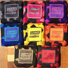 Game Changer Steady 2.0 Pro Cornhole Bags ACL ACO Approved Allcornhole