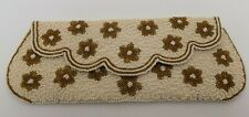 Vintage Walborg Made in Belgium Beaded Clutch