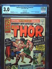 Thor King Size Annual 1 CGC 3.0 Hercules Zeus