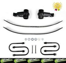 "2004-2012 Chevrolet Colorado GMC Canyon 2"" Zone Offroad Suspension Lift Kit 4x4"