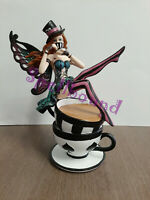Nemesis Now 'Hatter' fairy figure. 16cm. BNIB