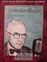 Saturday Review February 13 1954 CURTIS BOK ELMER DAVIS RUTH PAINTER RANDALL
