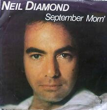"""7"""" 1979 KULT ! NEIL DIAMOND : September Morn´ /MINT-?"""