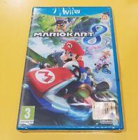 Mario Kart 8 GIOCO WII U VERSIONE ITALIANA NUOVO