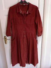 Laura Ashley needlecord dress Size 18