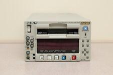 Sony Digital Videocassette Recorder | DSR-1500 | LOW HOURS