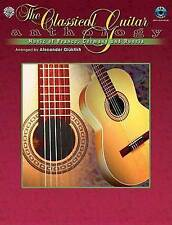 NEW The Classical Guitar Anthology: Music of France, Germany, and Russia with CD