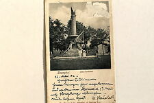 24657 PC Postcard China Shanghai Iltis Momument 1902 AK Iltis Denkmal