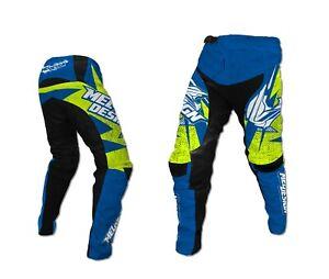 Pantalon moto cross ENFANT TAILLE18 4/5ans MELDESIGN