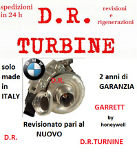 TURBINA REVISIONATA BMW 120D E87 163CV 750952
