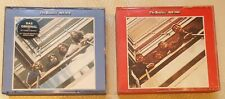 BEATLES CDs CD SAMMLUNG rot blau weiß NM 1962-1966 1967-1970