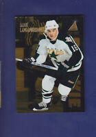 Jamie Langenbunner RC 1995-96 Pinnacle Zenith Hockey Rookie #129 Dallas Stars