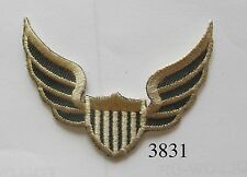 #3831 Military USAF United States US Air Force Insignia Patch