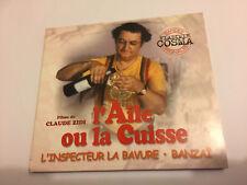 L'AILE OU LA CUISSE / BANZAI / L'INSPE... (Cosma) OOP Soundtrack Score OST CD NM