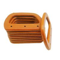 Wooden Bag Handle Replacement for DIY Purse Making Handbag Shopping Tote BB