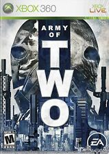 XBOX 360 Army of Two Video Game First Person Sniper Shooter Adventure 1080p HD 2