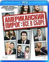 American Reunion (Blu-ray, 2012) Eng,Russian,Czech,Hun,Por,Spanish,Thai,Pol,Tur
