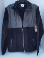 73e6c206ecec3 New MAGELLAN Mens Sweatshirt Jacket Full Zip Cavier Fleece Pocket M Outdoor  NWT