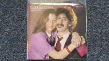 Frank & Moon Zappa - Valley girl US 7'' Single MIT COVER