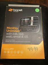 New listing Lg Rumor Reflex Ln272 - Titan Gray (Boost Mobile) Cellular Phone - New!