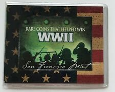 """RARE COINS THAT HELPED WIN """"WWII"""" SAN FRANCISCO ***  L@@K AT PICTURES!!!!!  #210"""