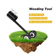 Weeding Tool Weed Snatcher Can Adjust Roller Slot Weeder Weeds Snatcher / U9B6