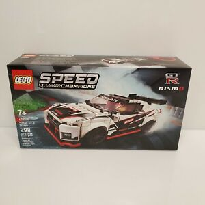Lego Speed Champions 76896 Nissan GT-R NISMO 298 Pieces 2020