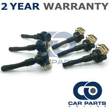 6X FOR BMW 5 SERIES E39 528I 2.8 ESTATE PETROL 1997-00 IGNITION COIL PACK PENCIL