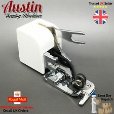 Side Cutter SEW & HEM Overlock Attachment Sewing Foot Overlocking Sewing Machine