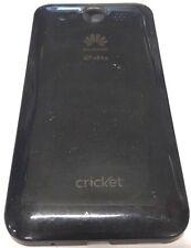 Huawei Glory H868C Cellphone Housing Case Battery Door Back Cover Black OEM
