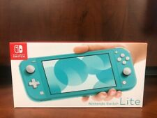 New Nintendo Switch Lite 32Gb Handheld Video Game Console- Turquoise
