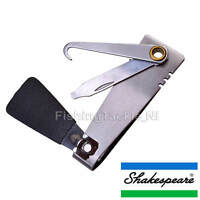 Shakespeare Sigma Line Cutter with Tools - 3 in 1 Fishing Tool / Line Snips