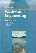 Wastewater Engineering; Treatment, Disposal and Reuse (Metcalf & Eddy, McGraw-H