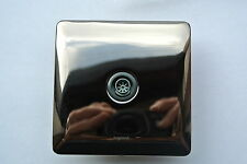 Legrand 7314 40 Screened TV Single Socket Modern Polished Black Nickel