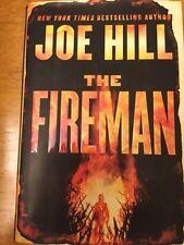 SIGNED JOE HILL The Fireman  2016, HCDJ 1ST/1ST WOW