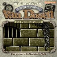 PROFESSOR VAN DUSEN - DAS SICHERSTE GEFÄNGNIS DER WELT (NEWAUFLAGE) CD NEW
