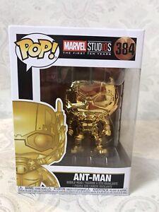 Pop! Funko Ant-Man Marvel Studios Figure 384 NEW in Box Sealed  V865