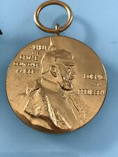 Medaille - Anhänger - 100 Jahre Geburtstag - Wilhelm der Große - Preußen - 1897