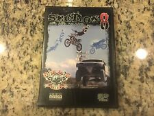 SECTION 8 ONE LIFE TO LIVE LIKE NEW NO SCRATCHES DVD 2004 FREESTYLE MOTOCROSS!