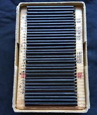 Old Magic Lantern Glass Slides: Pageant of America. Native American Series (x33)