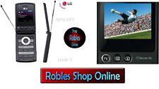LG hb620t Black (Senza SIM-lock) 3g 3 nastro televisione DVB-T TV gratis 2mp Top Ovp