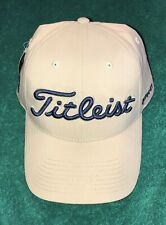 Titleist Beige Tan Golf Hat +++Brand New+++Adjustable+++Tour Issued+++Awesome+++