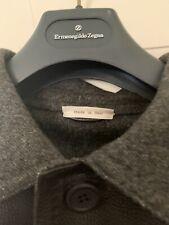 Ermenegildo Zegna Leather Jacket Xl